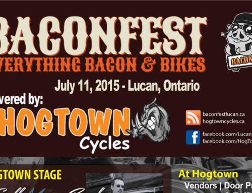 Baconfest Poster