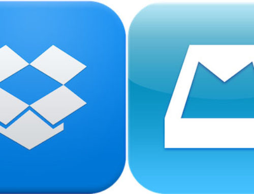 Changes to Dropbox