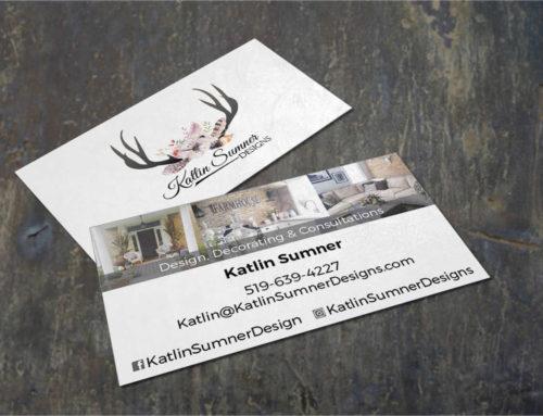 Katlin Sumner – Business Cards